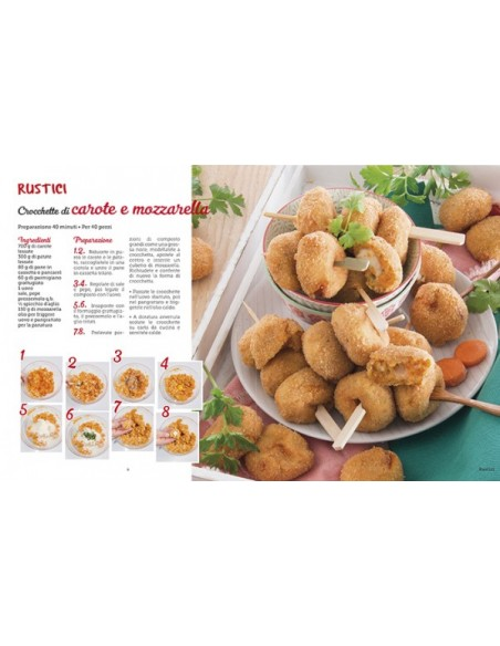 Rustici, pizzas, focaccia & Co - Pastry and decoration manual ... -