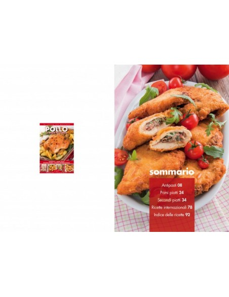 Pollo - le ricette più gustose Tra le tante preparazioni il lettore... -