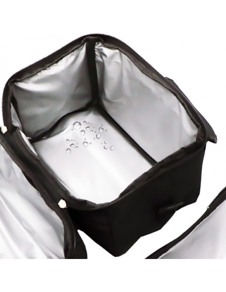 Spice Thermal Bag capacity 8 L + Red Thermal Bottle Steel ... -