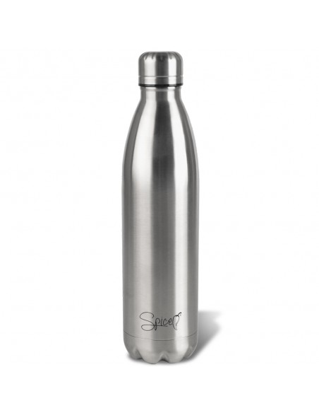 Borsa Termica capacità8 litri con tracolla Bottiglia Borraccia Termica in Acciaio Inox Isolamento sottovuoto con Doppia