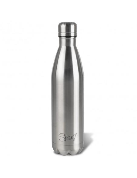 Set 2 Thermal Bottles in Stainless Steel 750 ml + 750 ml SPP058-SET1250GI -