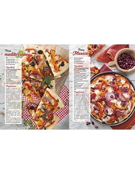 Spice Set Pala Paletta Pizza Rettangolare 31x35+ Ricettario Rustici... -