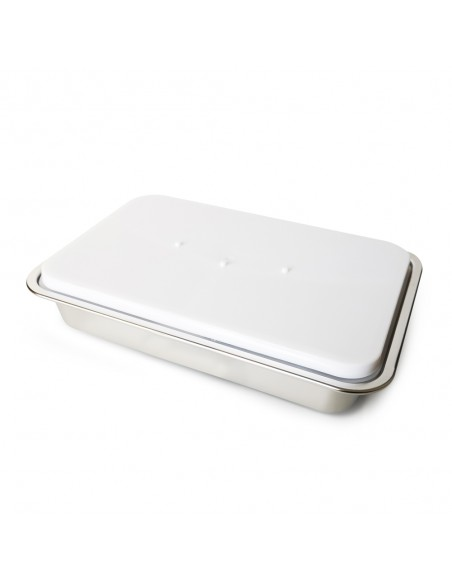 Spare Spice Flat 1 L tray with removable tea lid ...-