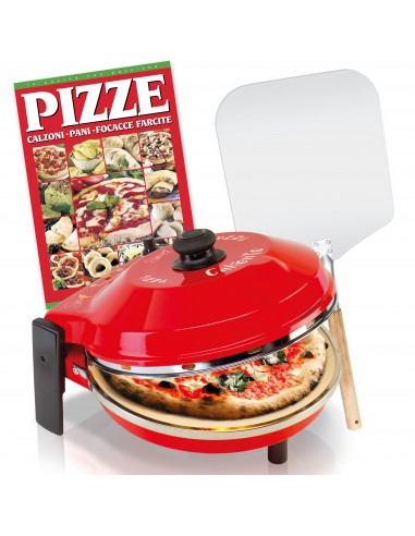 Caliente 1200 W Pizza Oven Set +...