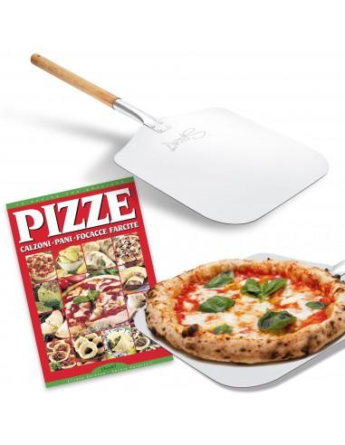 Set Pala Pizza Rettangolare +...