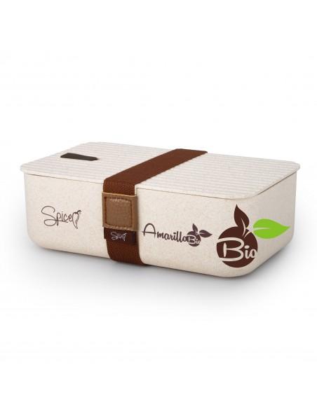 Spice Amarillo Bio Bento Box Portable Thermal Lunch Box Materia ... -