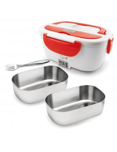 Spice Amarillo Inox Digital Scaldavivande Portatile Lunch Box 40 W ... -