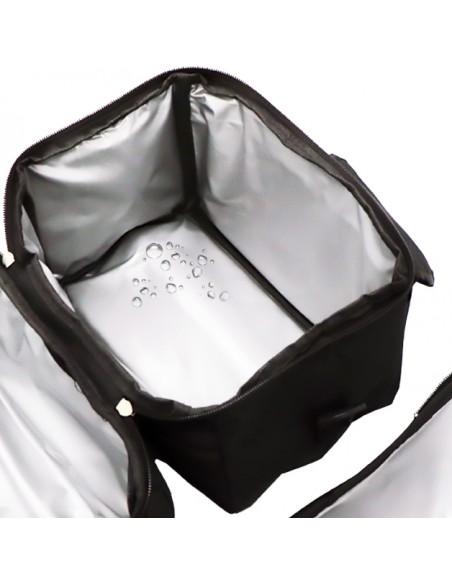 Spice Borsa Termica capacità 8 L + Bottiglia Inox 500 ml + Scaldavi... -