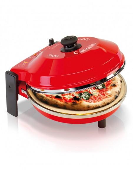 Fornetto Pizza elettrico Spice Caliente ✓ Pizza pronta in 5 minuti! -