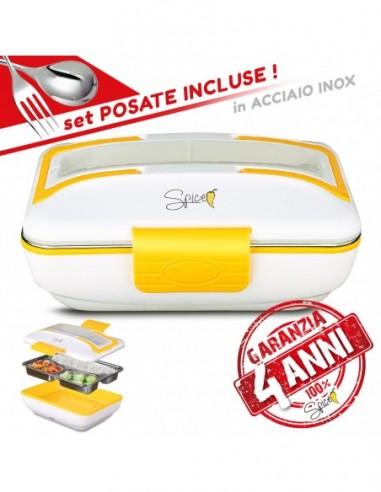 Spice - Amarillo Inox Trio Electric chafing dish 3 compartments ... -