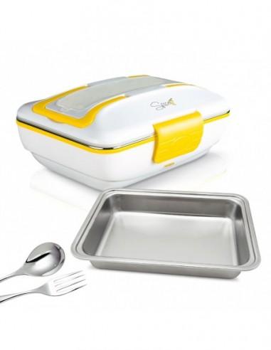 Vaschetta estraibile in acciaio Inox Flat capacità 1 L Prodotto CERTIFICATO e VERIFICATO in Italia per contatto alimenta