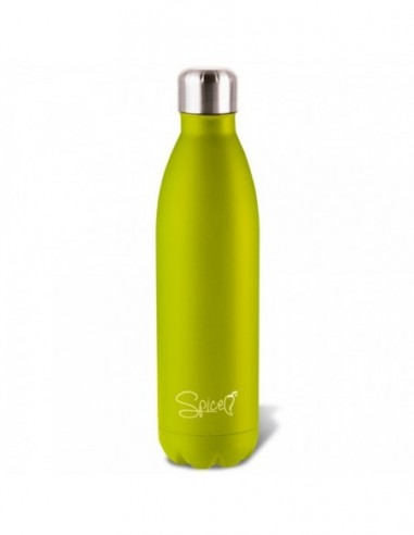 Stainless Steel Thermal Bottle 500ml Acid Green Spice SPP058-500G -
