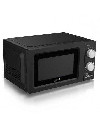 Jalapeno Dark Forno Microonde Microwave 20 Litri scongelamento rapi... -