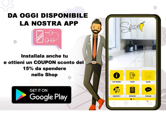 Scarica la App Spice Electronics da Google Play