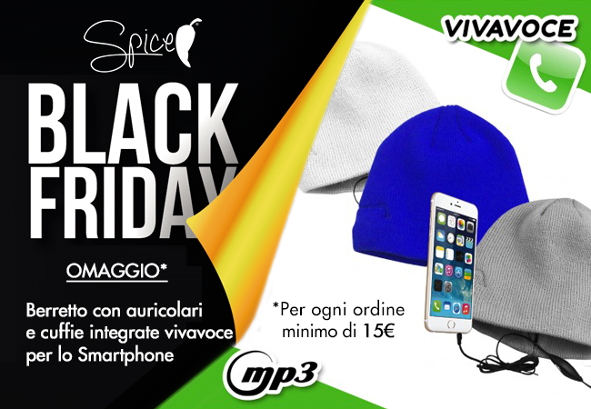 BLACK FRIDAY Spice Electronics: Omaggio