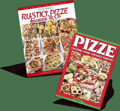 Libri cucina per Fornetto pizza elettrico